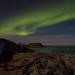 Vláďa capturing the Northern Lights by MarekX