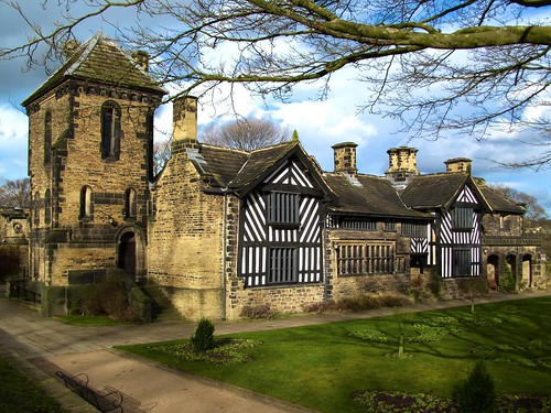 Shibden Hall Halifax.
