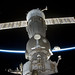 Soyuz Spacecraft docked to the ISS during Joint Operations by NASA Goddard Photo and Video