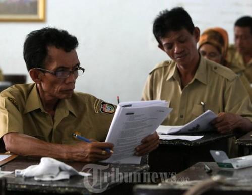 Polri didesak Penjarakan Pejabat Yang Loloskan Honorer K2 Siluman