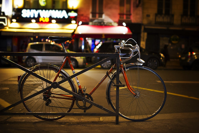 Another Bicycle from Paris