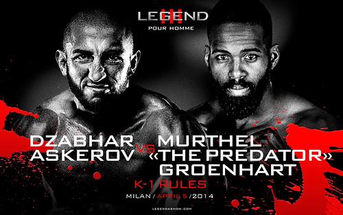 Dzhabar Askerov vs Murtel Groenhart