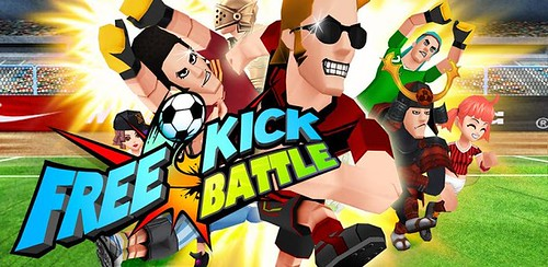 Freekick-Battle