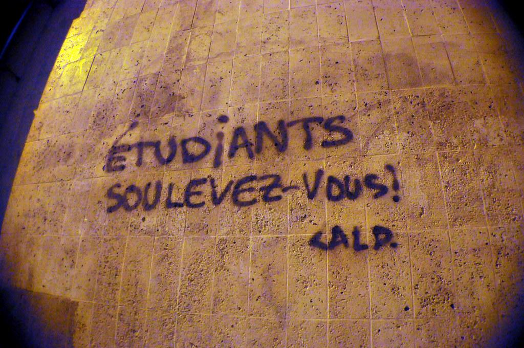 Étudiants Soulevez-Vous !