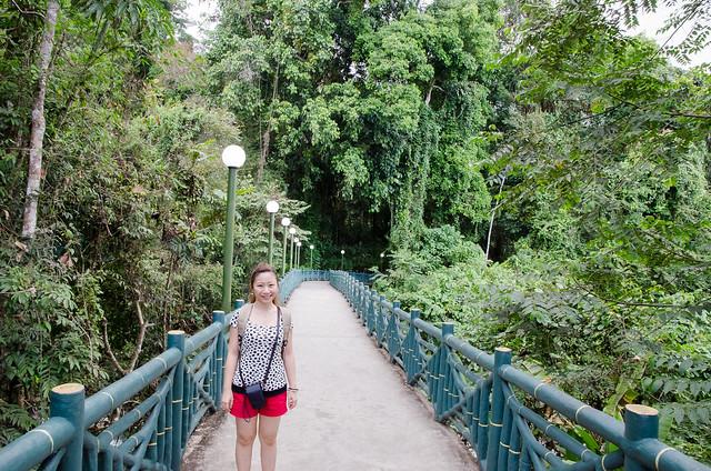 Poring Hot Spring & Nature Reserve, Ranau, Kota Kinabalu, Sabah, Malaysia