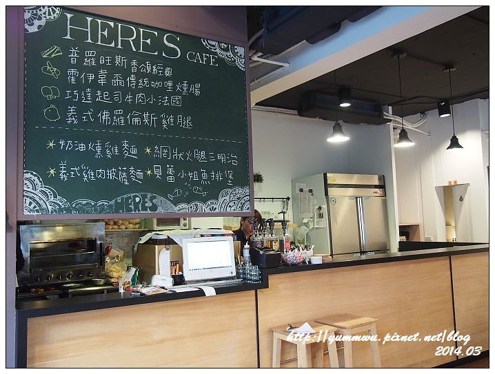 HERES早午餐8