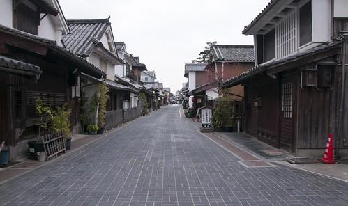 町並み保存地区