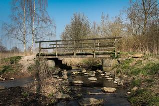 Brücke über die Wöknitz