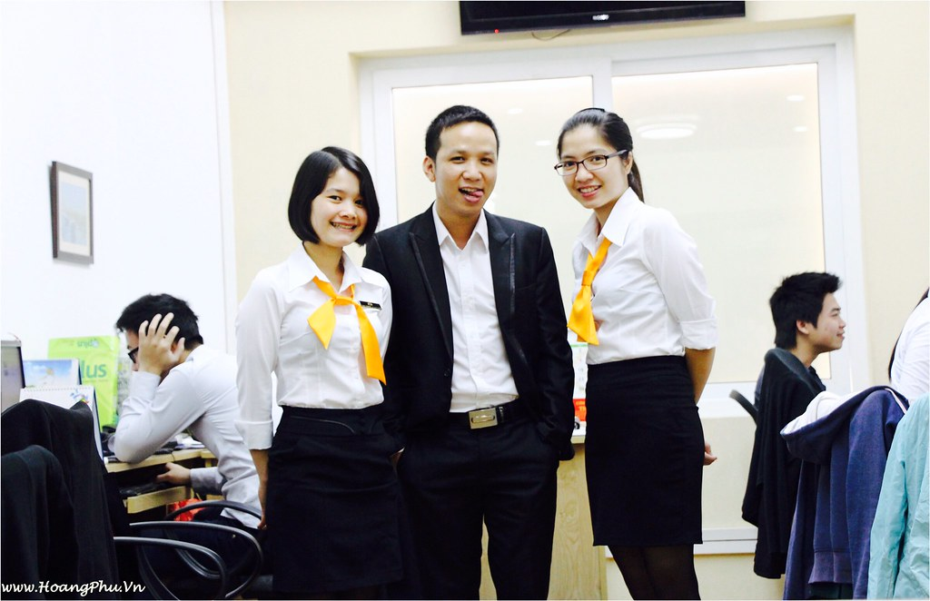Miền - Phú - Thủy @ Asia Travel & Leisure - Hanoi Head Office