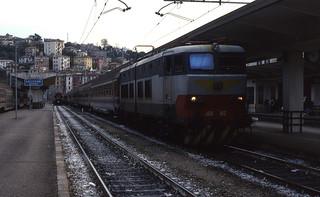 19.11.95 La Spezia Centrale E656.462