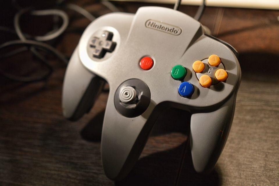 Nintendo 64 Pad