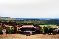 Red Rocks Amphitheater, Colorado
