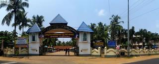 St. Thomas Archdiocesan Shrine Palayaur 1