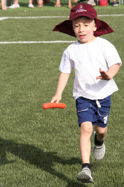 EY and KS1 Sports Day: March 2017