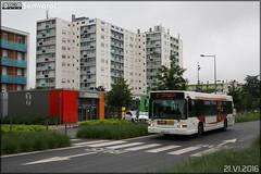 Heuliez Bus GX 317 - SEMTAN (Société d'Économie Mixte des Transports de l'Agglomération Niortaise) / TAN (Transports de l'Agglomération Niortaise) n°408