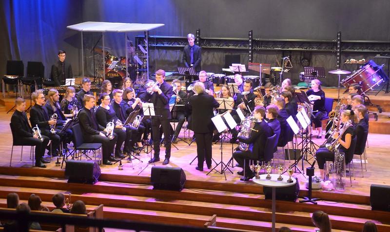 SYBB med solist Daniel Björnell