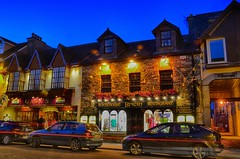 Killarney by night