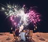 Dallas Imbimbo & Fiance - Fireworks