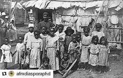 #Repost @afrxdiasporaphd with @repostapp ・・・ March 22, 1873: Emancipation Day in Puerto Rico Image: Former slaves in Puerto Rico Davis, p. 94. Davis, George W., Brig. Gen., U.S.A. Military Government of Porto Rico from October 18, 1898, to April 30, 1900.