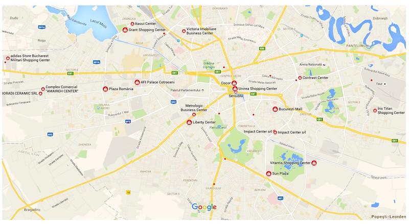 להפליא Bucharest Maps | Licensed Tour Guide in Romania | Private Tours DU-51