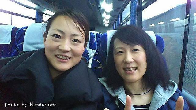 当店のツアー初めての試み!出発組が3つの空港に分かれてセブへ向かいました!関西組は2人で一緒に高速バスからGo♪