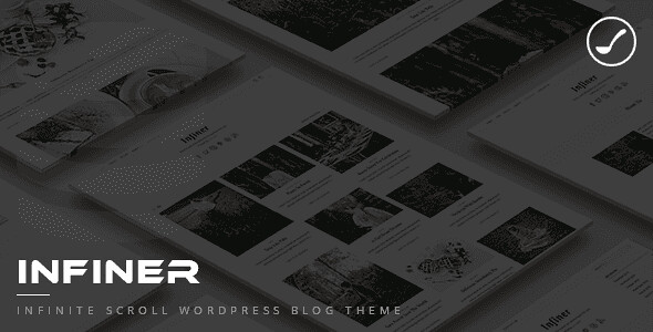 Infiner WordPress Theme free download