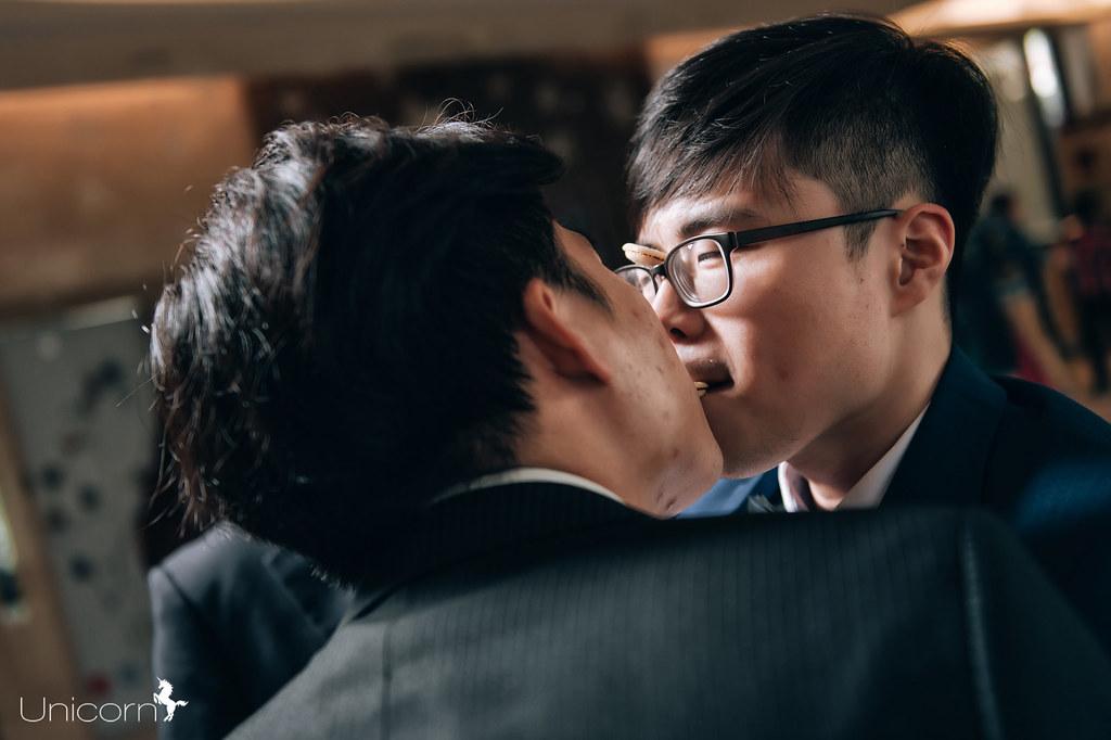 《婚攝》文麒 & 婕妤 / 台中兆品酒店