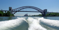Hell Gate,.....East River