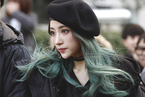 151211 Otw Music Bank Hani Exid Only ũ Flickr