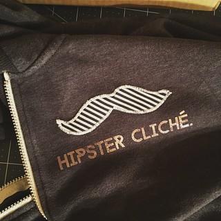 Ironic Hipster Sweatshirt