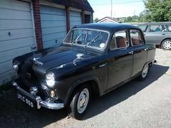 Austin A50 Cambridge (1955)