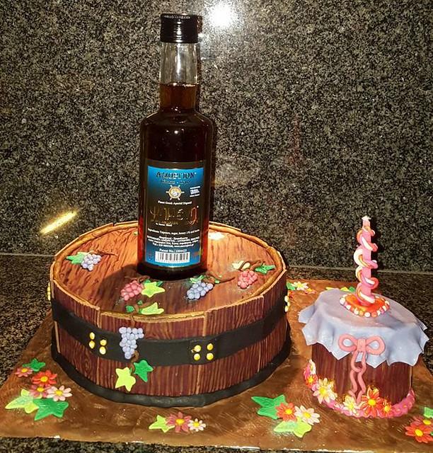 Cake by Xrisa Kritikou