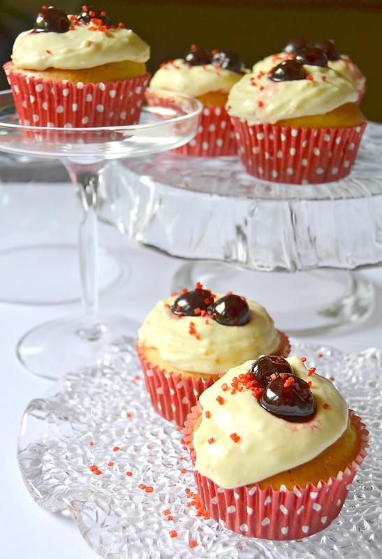 cupcake amarena1
