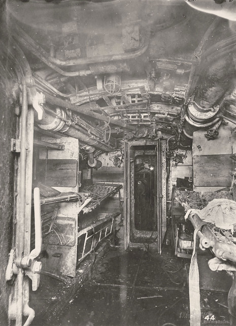 U-Boat 110, No. 6 compartment