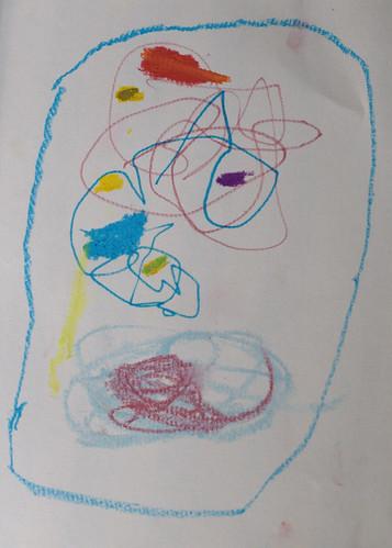 Moira's scribble