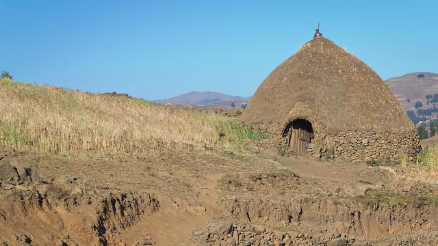 Highland House, near Magdala, Ethiopia, 2011