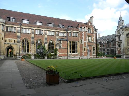Pembroke College - Cambridge