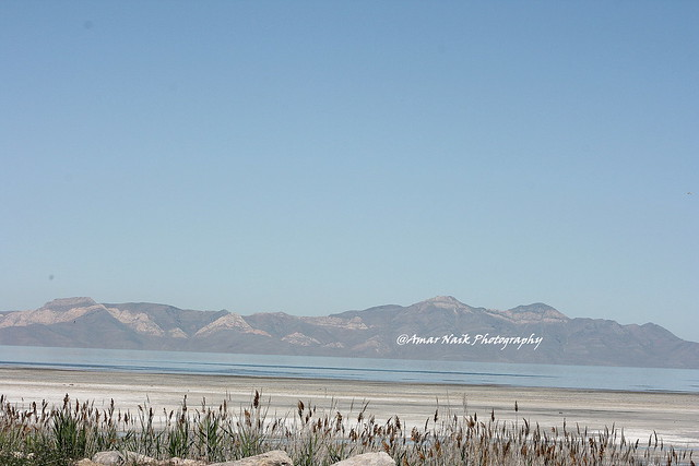 Beautiful Salt Lakes of Utah