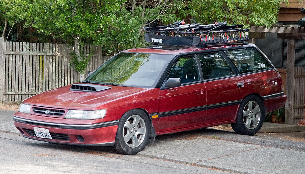 Fs Ft For Sale Or Trade Ca 1992 Subaru Legacy Touring Wagon With A 5 Speed Swap Nasioc
