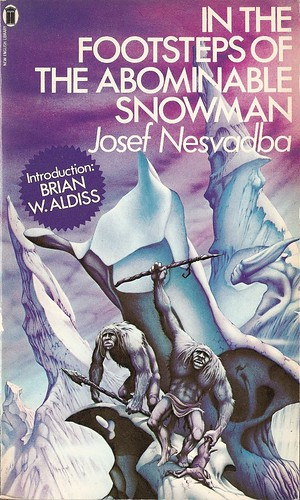 Josef Nesvadba - In the Footsteps of the Abominable Snowman (NEL 1979)
