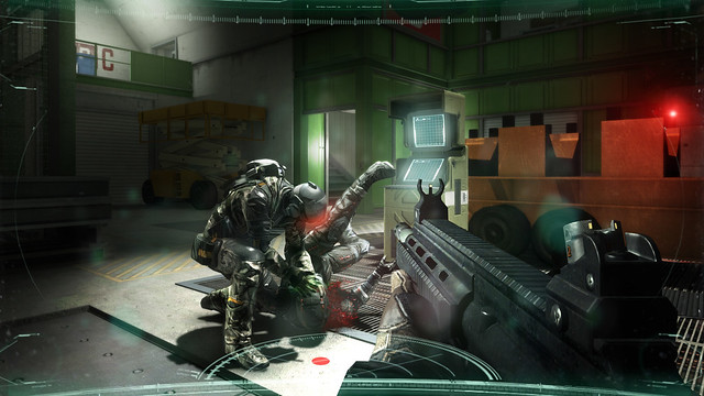 Splinter Cell Blacklist - Screenshot 1