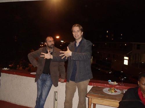Lorenzo Fioramonti and Bram Buscher