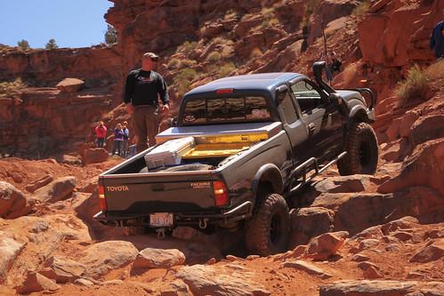 Taco climb on Kane Creek