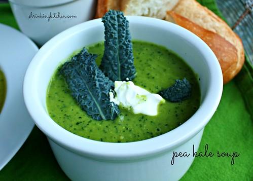 Pea Kale Soup (1)