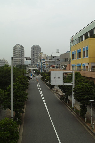 街灯と道 by leicadaisuki
