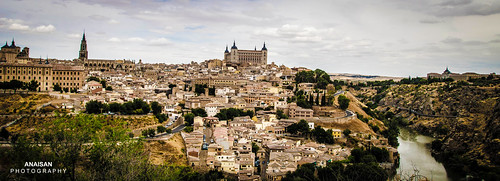 Toledo by ANAISAN PHOTOGRAPHY