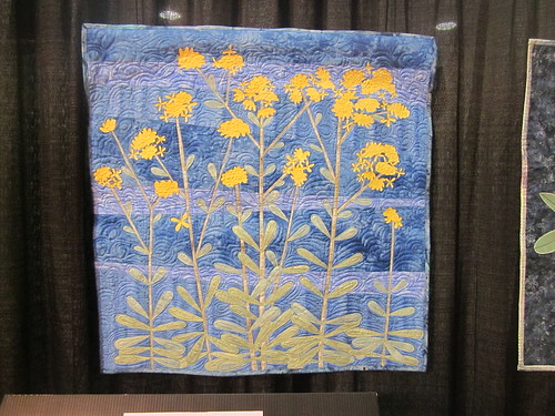 """Dyer's Woad (Isatis tinctoria)"" by Vivian Milholen of Chantilly, VA"