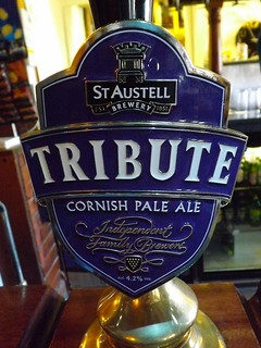 St. Austell, Tribute, England