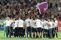 Dinamo-Steaua, 1-2