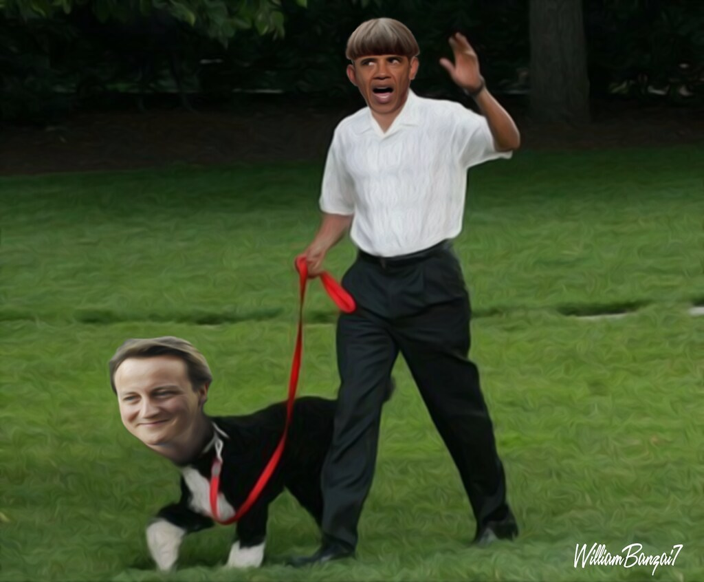 MASTER AND DOGPRENTICE